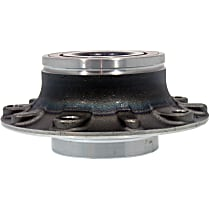 HA592519 Front, Driver or Passenger Side Wheel Hub With Ball Bearing - Sold individually