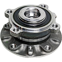 HA593427 Front, Driver or Passenger Side Wheel Hub With Ball Bearing - Sold individually