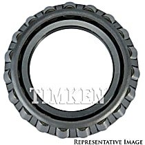 Timken LM501349 Differential Bearing - Direct Fit, Sold individually