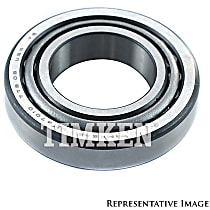 Wheel Bearing - Sold individually Front, Inner