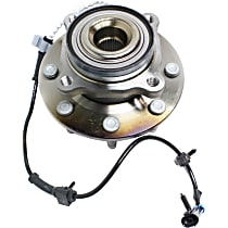 Front, Driver or Passenger Side Wheel Hub Bearing included - Sold individually