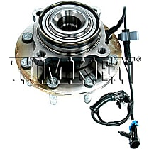SP580312 Front, Driver or Passenger Side Wheel Hub Bearing included - Sold individually