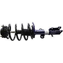 181128R Front, Passenger Side Loaded Strut - Sold individually