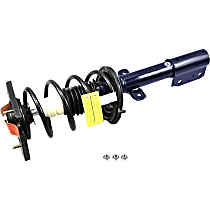 OE Replacement Rear, Passenger Side Loaded Strut - Sold individually