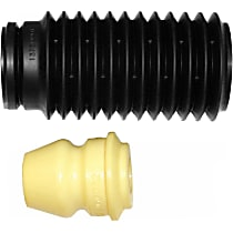 Monroe 63631 Shock and Strut Boot - Black, Strut boot, Direct Fit, Sold individually