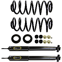 90004C Coil Spring Conversion Kit - Direct Fit, Set of 2