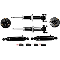 Monroe 90013-1 Electronic to Conventional Strut Conversion Kit - Direct Fit