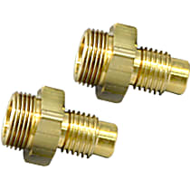 AK23 Hose Coupler - Bronze, Direct Fit