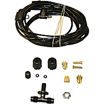 AK29 Air Shock Line Kit - Direct Fit, Kit