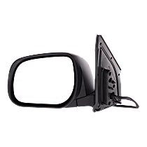 Mirror - Driver Side, Power, Heated, Paintable, With Turn Signal, Japan Built Models