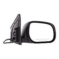 Mirror - Passenger Side, Power, Heated, Paintable, With Turn Signal, Japan Built Models
