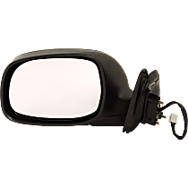 Mirror Heated - Driver Side, Power Glass, Paintable