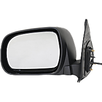 Mirror - Driver Side, Power, Paintable