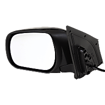 Mirror - Driver Side, Power, Heated, Paintable, With Turn Signal, US Built Models