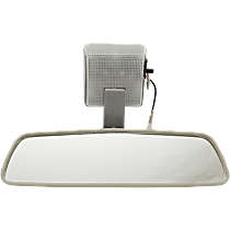 Rear View Mirror - Unpainted, Direct Fit, Sold individually