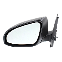 Mirror - Driver Side, Paintable, For Models Built in Japan