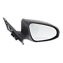 Mirror - Passenger Side, Paintable, For Models Built in Japan