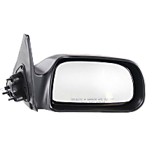 Mirror - Passenger Side, Manual Remote, Paintable, For RWD