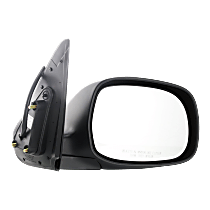 Mirror Non-Heated - Passenger Side, Power Glass, Paintable