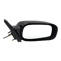 Mirror - Passenger Side, Manual Remote, Paintable, For Models With Deluxe Interior