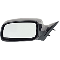 Mirror - Driver Side, Power, Paintable, Japan Built Models