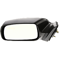 Mirror - Driver Side, Power, Heated, Paintable, Japan Built Models