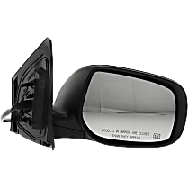 Mirror - Passenger Side, Power, Heated, Paintable, For Japan Or US Built Models