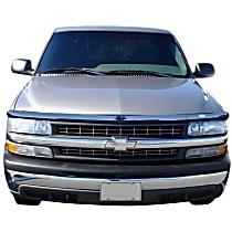 21936 Ventshade Hoodflector Smoke Bug Shield, Automotive Grade Tape Attachment Style