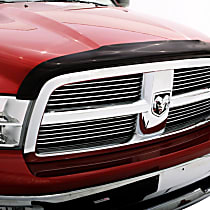 25727 Bugflector II Series Smoke Bug Shield, Automotive Grade Tape Attachment Style