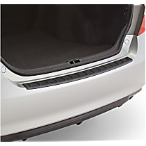 Bumper Protector - Matte Black, Direct Fit, Sold individually
