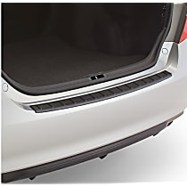 34003 Bumper Protector - Matte Black, Direct Fit, Sold individually