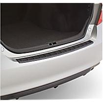 Ventshade Bumper Protector - 34009 - Matte Black, Direct Fit, Sold individually