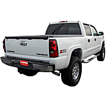 Ventshade 686553 Tailgate Handle Cover - Chrome, Plastic, Direct Fit, Sold individually