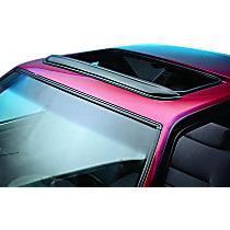 Ventshade Windflector 78062 Universal Smoked Acrylic Roof Air Deflector, Sold individually