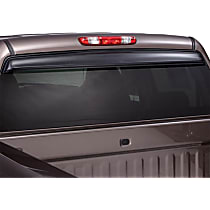 93062 Ventshade Sunflector Direct Fit Smoked Acrylic Rear Windshield Air Deflector, Sold individually