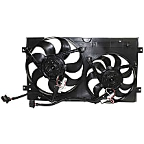 OE Replacement Radiator Fan - Fits 4cyl