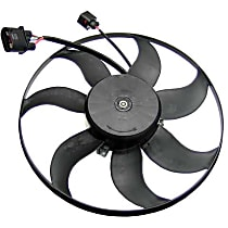 A2C59511339 Auxiliary Fan - Replaces OE Number 1K0-959-455 FR
