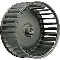 BW9302 A/C Blower Motor Wheel - Direct Fit
