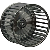BW9308 A/C Blower Motor Wheel - Direct Fit