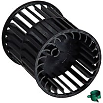 BW9328 A/C Blower Motor Wheel - Direct Fit