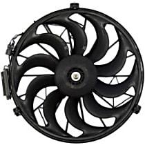 FA70001 A/C Condenser Fan - A/C Condenser Fan, Direct Fit, Sold individually