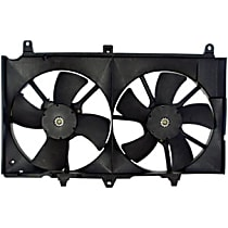 FA70261 OE Replacement Radiator and A/C Condenser Fan