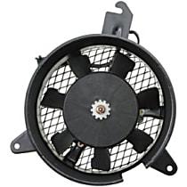 VDO FA70338 A/C Condenser Fan - A/C Condenser Fan, Direct Fit, Sold individually