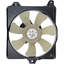 VDO FA70372 A/C Condenser Fan - A/C Condenser Fan, Direct Fit, Sold individually