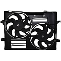 FA70497 OE Replacement Radiator and A/C Condenser Fan