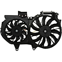 FA70656 OE Replacement Radiator and A/C Condenser Fan
