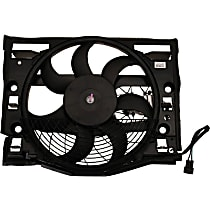 A/C Condenser Fan - A/C Condenser Fan, Direct Fit, Sold individually