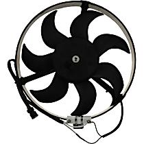 FA70745 A/C Condenser Fan - A/C Condenser Fan, Direct Fit, Sold individually