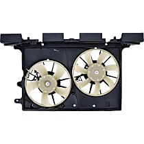 FA70873 OE Replacement Radiator and A/C Condenser Fan