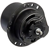 Fan Motor - Direct Fit, Sold individually Driver Side